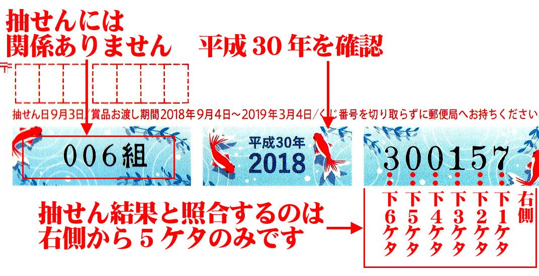 番号 年賀状 抽選 2021年の年賀状にダブルチャンス賞はある?お年玉くじとの違いや、日本郵便が当選番号を発表する時期の予想について紹介